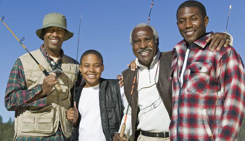 God, Family, & Fishing friendly company